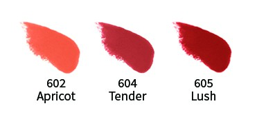 Kleurkaart uoga lip and cheek