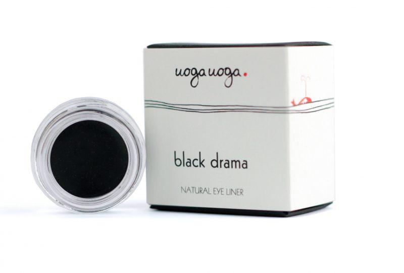 Uoga Uoga eyeliner black drama 1