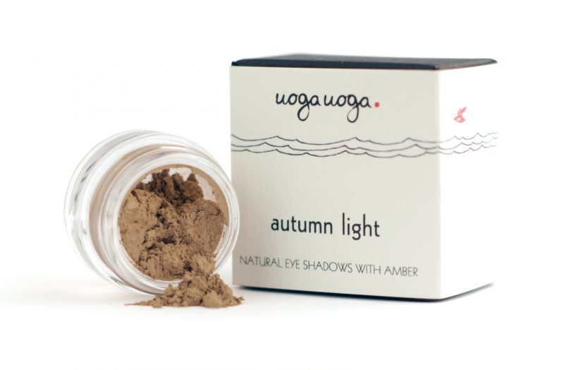 Uoga Uoga eyeshadow autumn light