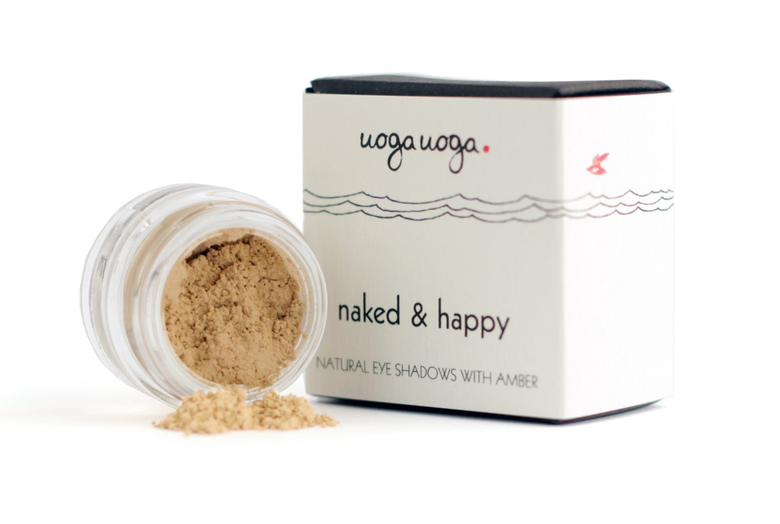 Uoga Uoga eyeshadow naked and happy