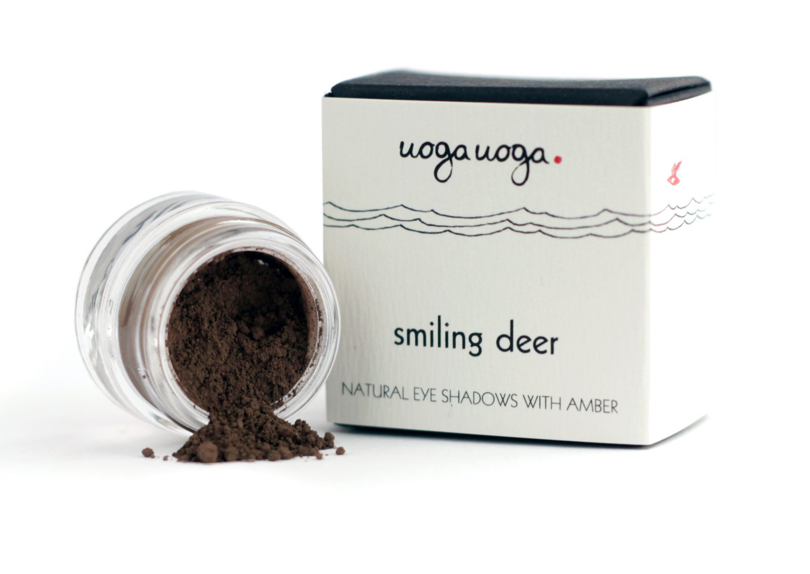 Uoga Uoga eyeshadow smiling deer