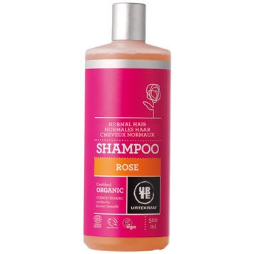 rose shampoo urtekram