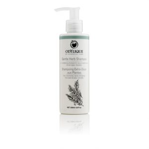 odylique gentle herb shampoo 200ml