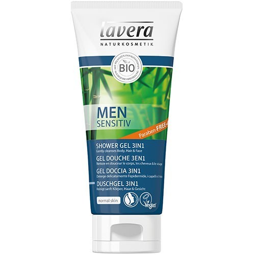 lavera 3 in 1 shower gel