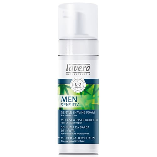 lavera men shaving foam