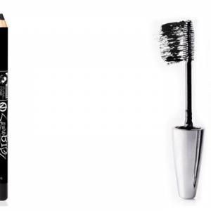 combivoordeel black lam mascara & eyeliner black