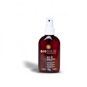 biosolis sun oil spray spf 6