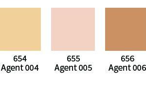 palet natural concealer
