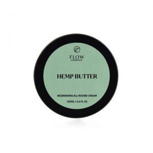 Sheaboter-met-hennep-Flow-cosmetics