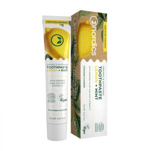 nordics-tandpasta-lemon-mint-bio